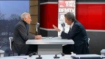 """Jean d'Ormesson dans Direct Bourdin : """"la foi sans la compassion ce n'est rien"""""""