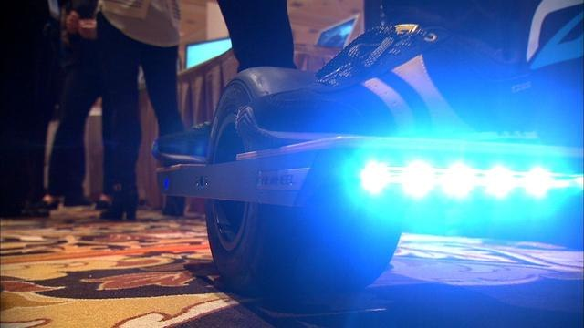 Wondrous and weird gadgets found at CES