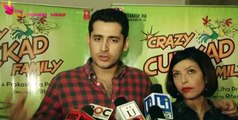 Crazy Cukkad Family Movie Promotion | Shilpa Shukla, Kushal Punjabi !