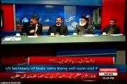Express Kal Tak Javed Chaudhry with MQM Asif Husnain (08 Jan 2015)