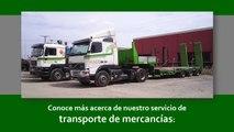 Grúas y Transportes Moreno - Camiones grúa Madrid - Transportes especiales Madrid