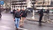 Prise d'otages porte de Vincennes: Le quartier bouclé par les forces de l'ordre