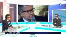 """Alain Claeys, maire PS de Poitiers invité de """"La Voix Est Libre"""" de France 3 Poitou-Charentes"""