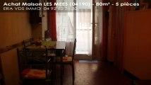 A vendre - maison - LES MEES (04190) - 5 pièces - 80m²