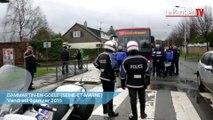 Dammartin-en-Goële : évacuation d'une école maternelle à proximité de la prise d'otage