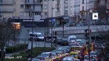 Porte de Vincennes: l'assaut vu sous plusieurs angles