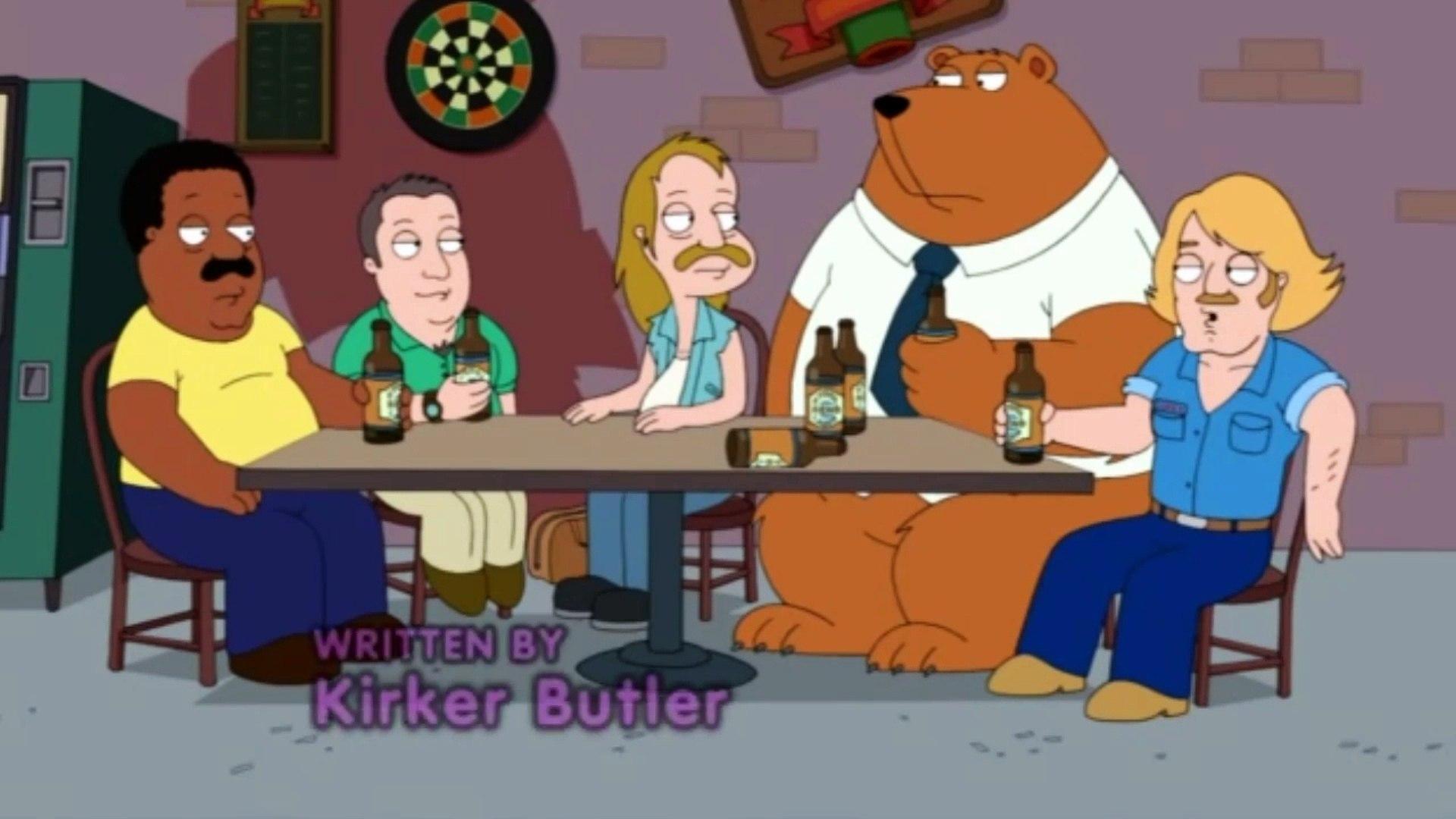 The Cleveland Show S01E11 Clip#2.