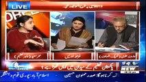 8pm with Fareeha Idress 9 January 2015 On WaqT News - PakTvFunMaza