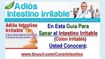 Adios Intestino Irritable Sin La Irritación Intestinal Tratamiento Natural del Intestino Irritable