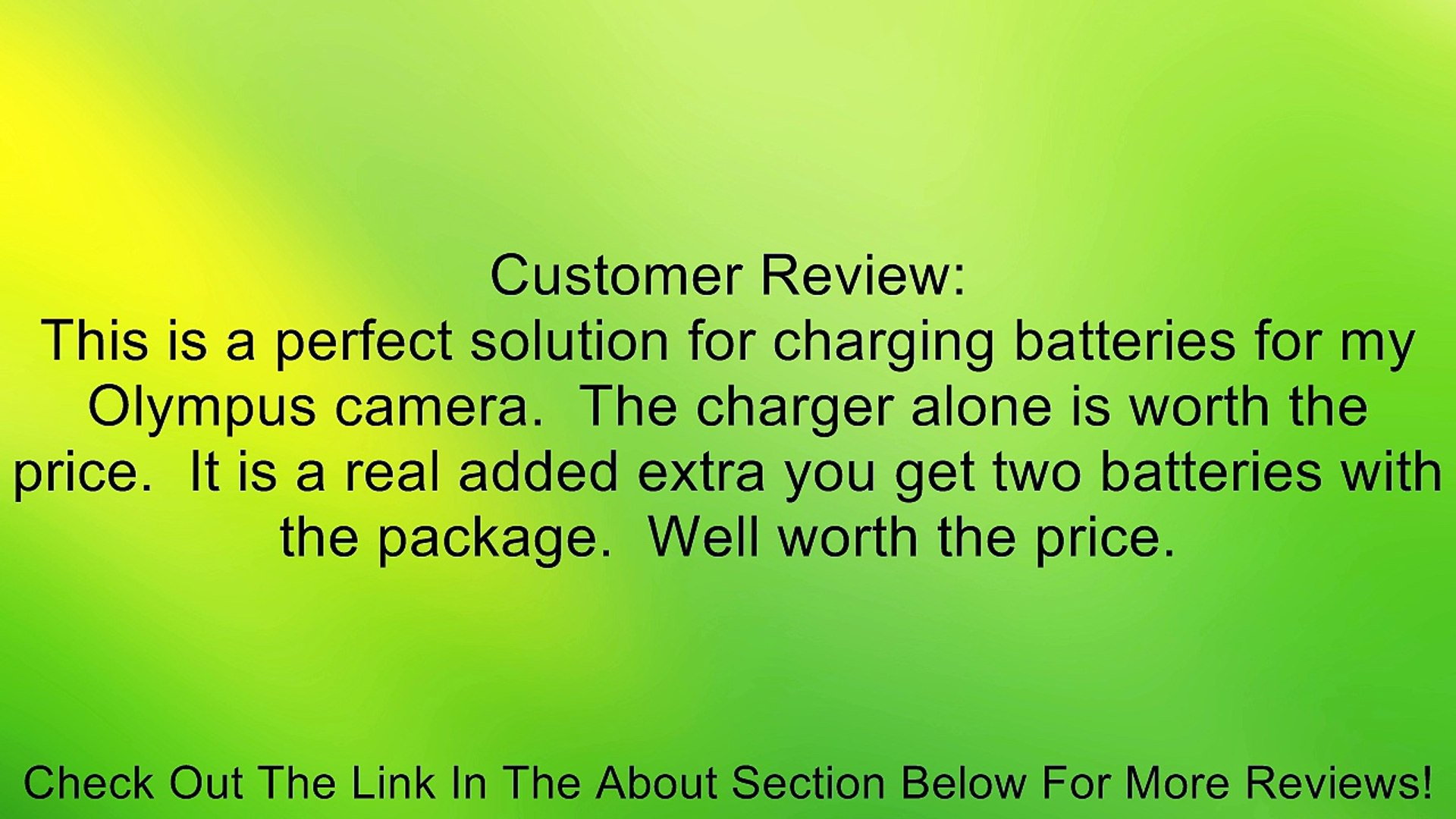Olympus SP-810 UZ Digital Camera TWO LI-50B Batteries and Wall Charger with Car Charger Adapter Davi