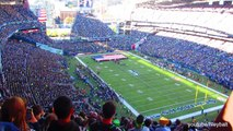 Seismologists Will Be Monitoring Seismic Activity During Upcoming Seahawks Game