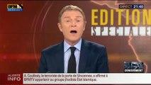 Assauts à la porte de Vincennes et à Dammartin-en-Goële (4/10): Retour sur les déclarations de François Hollande et Manuel Valls - 09/01