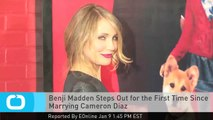 Benji Madden Steps Out for the First Time Since Marrying Cameron Diaz