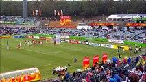 Coupe d'Asie - L'arrêt à 3 points du gardien de Corée du Sud