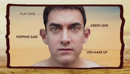 pk The Character - Behind the scenes