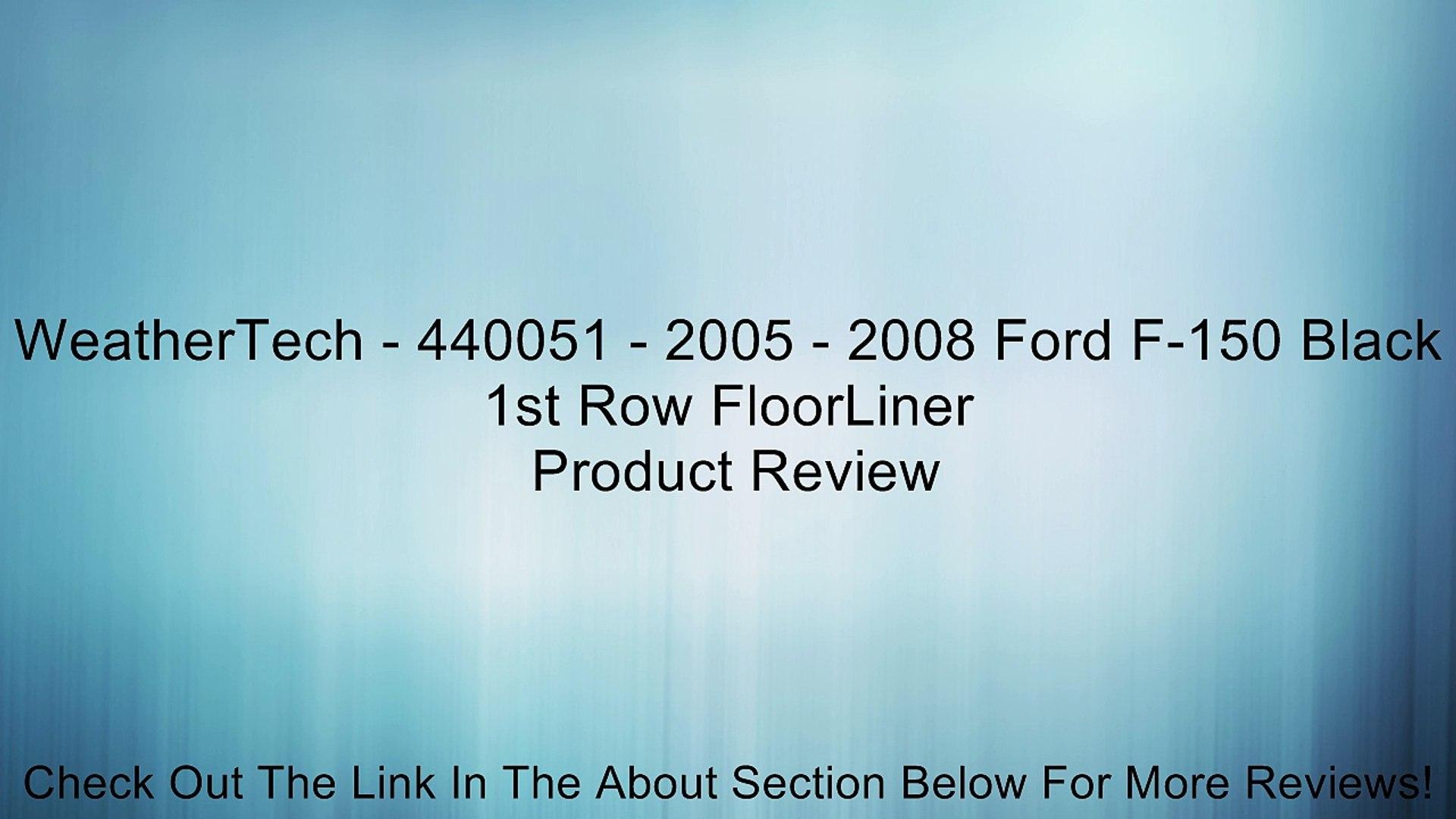 Daystar KF71018 Black Upper Dash Panel for 2004-2008 Ford F-150 by Daystar