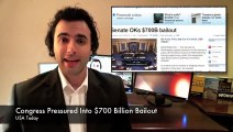 Truth Behind Wall St Bailouts Explained In 1 Minute - One Minute Update E013