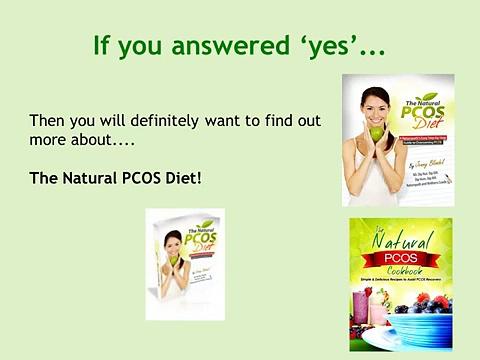 Natural PCOS Diet – PCOS diet plan