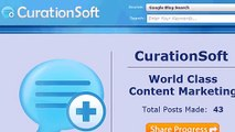 CurationSoft.com - Wordpress Settings and Options V2