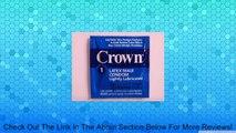 Okamoto CROWN condoms - 25 condoms Review