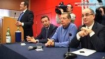 TG 09.01.14 Regionali Puglia, Berlusconi incontra Schittulli e isola Fitto
