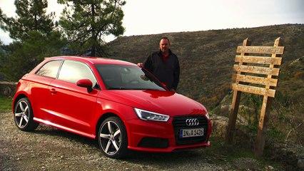 Testbericht: Audi A1 1.8 TFSI