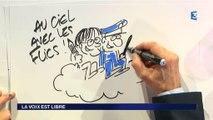 """La Voix est Libre, émission spéciale """"Attentat à Charlie Hebdo""""  10 janvier 2015"""
