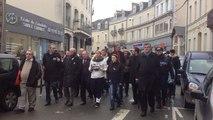 Marche contre le terrorisme et pour la liberté