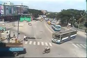 Real road accidents in India Funny videos, funny accidents, amazing videos