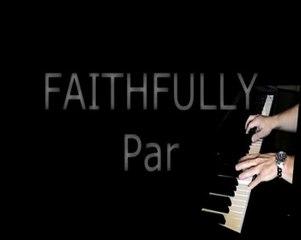 "JOURNEY ""faithfully"" cover"