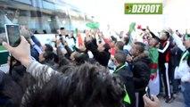 """Supporters algériens : """"Cha3b yourid la Coupe d'Afrique !"""""""
