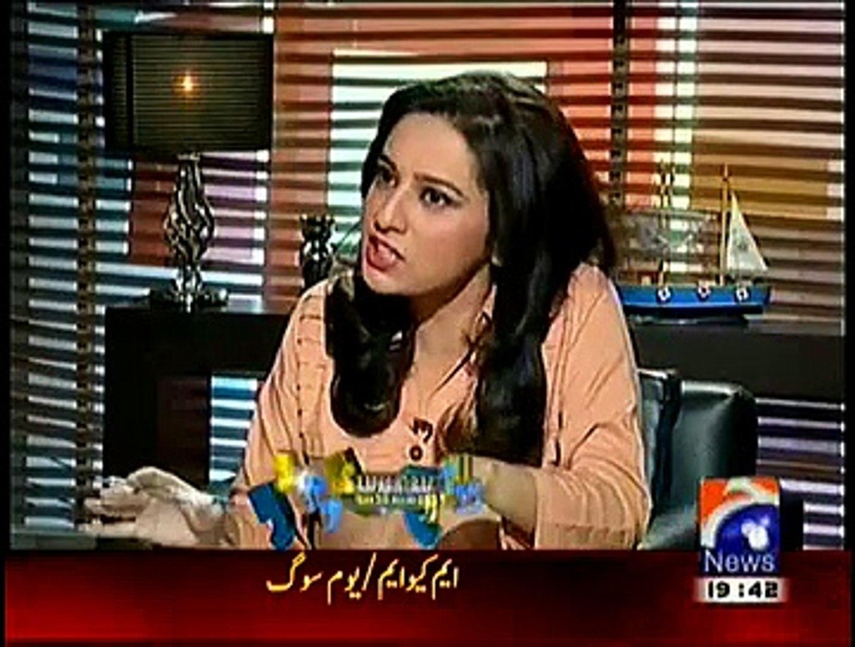 Mere Mutabiq with Sohail Waraich ~ 10th January 2015 - Pakistani Talk Shows - Live Pak News
