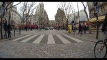 Vidéo 27-12-2014 Quai de l'Horloge-Place Dauphine-Saint-Germain-des-Prés
