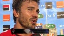 TOP14 - Toulon-Racing: Interview Juan-Martin Hernandez (TLN) - J16 - Saison 2014/2015