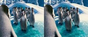 Happy Feet Two - Teaser Trailer #2 - 3D version