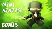 Mini Ninjas Bonus Fr Pc 1080p: Présentation des Ninjas