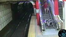 En Komik Yürüyen Merdiven Kazaları