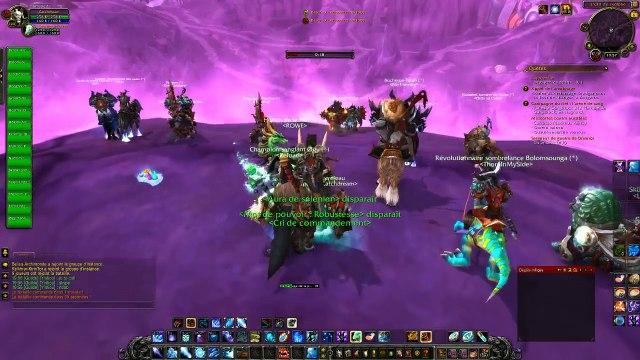 WoW Warlord of Draenor-FR Ca part en BG!