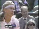 Mary Pierce Vs Steffi Graf - 1994 - 6