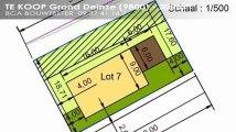 A vendre - Grond - Deinze (9800) - 200m²