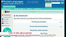 Learn French Language Online