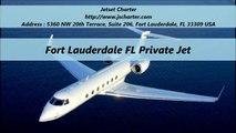 Jetset Charter Fort Lauderdale Private Jet