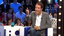"""Charlie Hebdo/ONPC - Nicolas Bedos : """"Je me suis dit """"ta gueule"""", je me suis levé et je suis parti"""""""