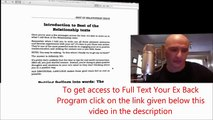 Text Your Ex Back - Module 7 - What Texts To Send To To Your Ex !