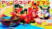 アンパンマン おもちゃ SLマンとアンパンマン号 anpanman toys SLman