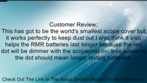 Scopecoat Trijicon RMR Sight Cover Black SC-TA-RMR-BLK Review