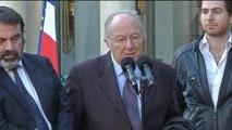 Terrorisme: le président du Crif attend des mesures de la part de l'Elysée dans les prochains jours