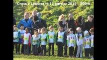 Cross Kylian à Louvres le 11 janvier 2015