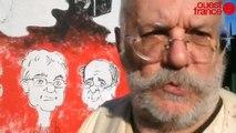 Hommage à Charlie Hebdo : une fresque de Darfeuille à Vannes