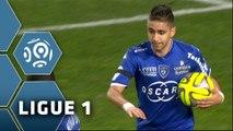But Ryad BOUDEBOUZ (32ème pen) / SC Bastia - Paris Saint-Germain (4-2) - (SCB - PSG) / 2014-15